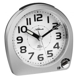 Atlanta 1738/19 Quartz Alarm Clock