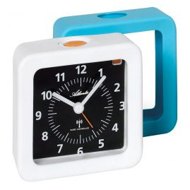 Atlanta 1852/0 Radio Controlled Alarm Clock