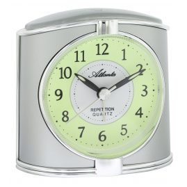 Atlanta 1385/19 Quartz Alarm Clock