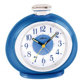 Atlanta 1946/5 Alarm Clock Quartz Blue