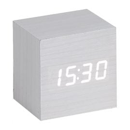 Atlanta 1134/0 Design Alarm Clock with Touch Technology