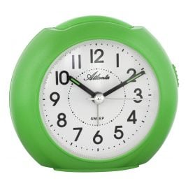 Atlanta 1933/6 Alarm Clock Light Green