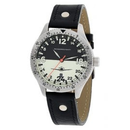 Messerschmitt 108-24DR Herrenuhr ME 108 Night & Day