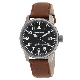 Messerschmitt 262-M Titanium Pilots Watch ME 262