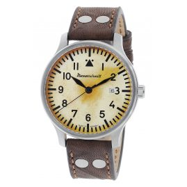 Messerschmitt ME-42VINTAGE-1 Men's Pilot Watch Brown