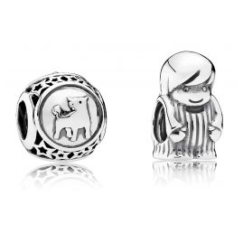 Pandora 08137 Charms Stier und Kleiner Junge