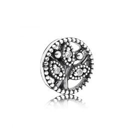 Pandora 792165CZ Family Heritage Petite Locket Element