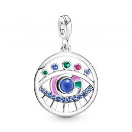 Pandora 799668C01 Medaillon Anhänger Das Auge