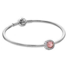 Pandora 35981 Armband-Set Glitzernde Kristalle Pink