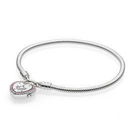 Pandora 596586FPC Silber Damen-Armband Liebesversprechen