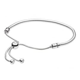 Pandora 597125CZ Bracelet Moments Silver Sliding