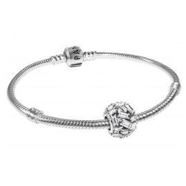 Pandora 08678 Armband-Set Chiselled Elegance
