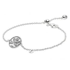 Pandora 597776CZ Ladies´ Bracelet Tree of Life