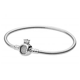 Pandora 598286CZ Ladies´ Bracelet Moments Crown O