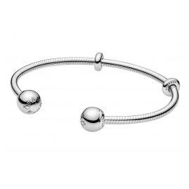 Pandora 598291 Ladies´ Bangle Moments Snake Chain Style