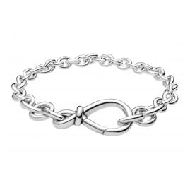 Pandora 598911C00 Silver Women's Bracelet Infinity Knot
