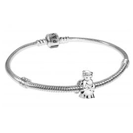Pandora 39493 Ladies' Bracelet Angel of Love