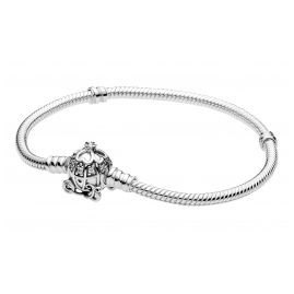 Pandora 599190C01 Damen-Armband Cinderella Kürbis-Kutsche Silber