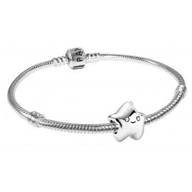 Pandora 39653 Damen-Armband Isa der Stern Silber