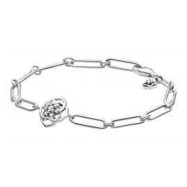 Pandora 599409C01 Damen-Armband Silber Rosenblüten
