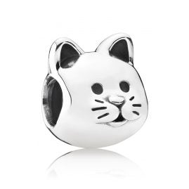 Pandora 791706 Charm Neugieriges Kätzchen