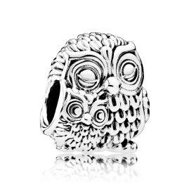 Pandora 791966 Charm Owl Family