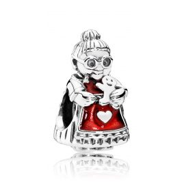 Pandora 792005EN07 Mrs Santa Claus Charm