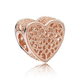 Pandora 781811 Charm Eternal Love Rose
