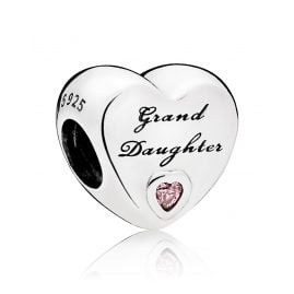 Pandora 796261PCZ Charm Grand Daughter Heart