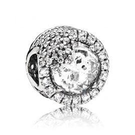 Pandora 796358CZ Charm Glanzvolle Schneeflocke