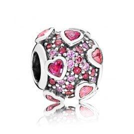 Pandora 796555CZSMX Charm Explosion of Love