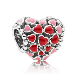 Pandora 796557ENMX Charm Burst of Love