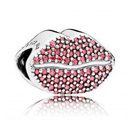 Pandora 796562CZR Charm Kiss More
