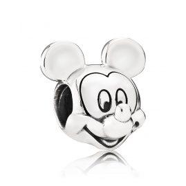 Pandora 791586 Charm Mickey Portrait