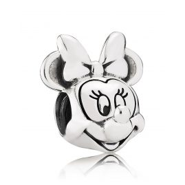 Pandora 791587 Charm Minnie Portrait