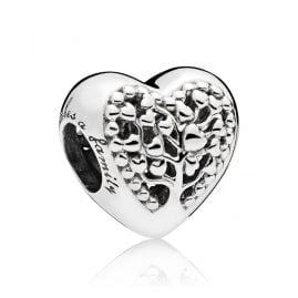 Pandora 797058 Charm Flourishing Hearts