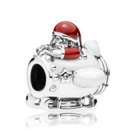 Pandora 797511ENMX Charm Santa in Space