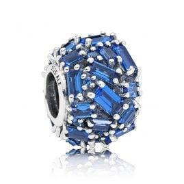 Pandora 797746NSBL Chiselled Elegance Charm