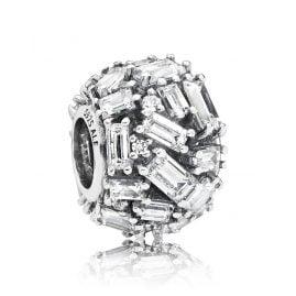 Pandora 797746CZ Charm Chiselled Elegance