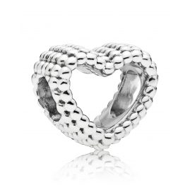 Pandora 797516 Charm Beaded Heart