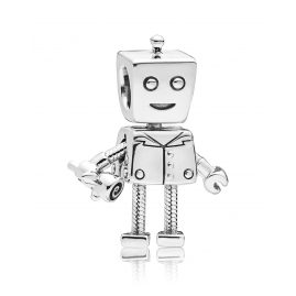 Pandora 797819 Silver Charm Rob Bot