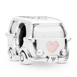 Pandora 797871EN160 Silver Charm Camper Van