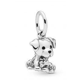Pandora 798009EN16 Charm Pendant Labrador Puppy
