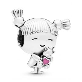 Pandora 798016EN160 Charm Girl with Pigtails