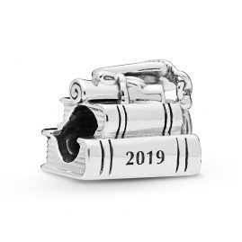 Pandora 798034 Cap, Book and Scroll Charm
