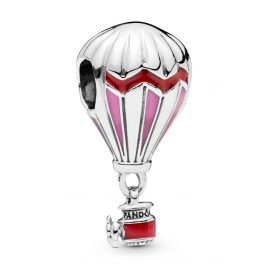 Pandora 798055ENMX Charm Red Hot Air Balloon