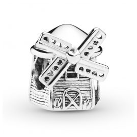Pandora 798126 Charm Windmühle Silber 925