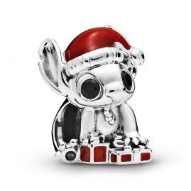 Pandora 798452C01 Silber Charm Stitch Christmas Disney