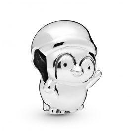 Pandora 798477C00 Silber Charm Christmas Penguin