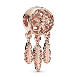 Pandora 787200C00 Rose Charm Dreamcatcher